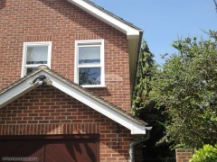 UPVC fascias, soffits and guttering installation in Headington, Oxford