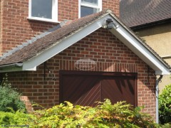 New fascia soffits and guttering to a detached property in Headington, Oxford