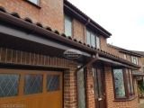 Full replacement fascias soffits and guttering in Abington Oxfordshire