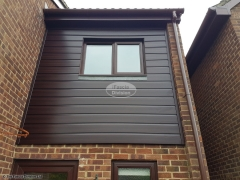 Replace cladding with UPVC cladding Abington Oxfordshire