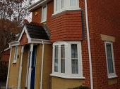 Replace fascias and soffits with UPVC in Oxford