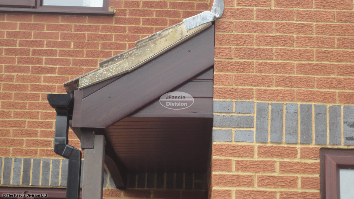 how to clean upvc soffits and fascias
