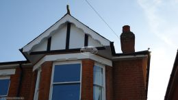 Expert decorative fascia and mock tudor beam fitters