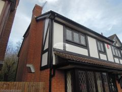 Replica Wood mock tudor beams
