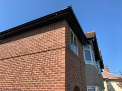 Soffit and fascia installation in Oxford