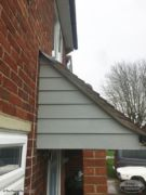 Hardieplank cladding installation Oxford