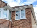 pvc white fascia and soffit