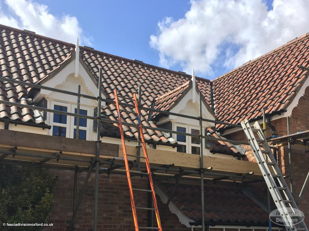 fascias and soffits installers